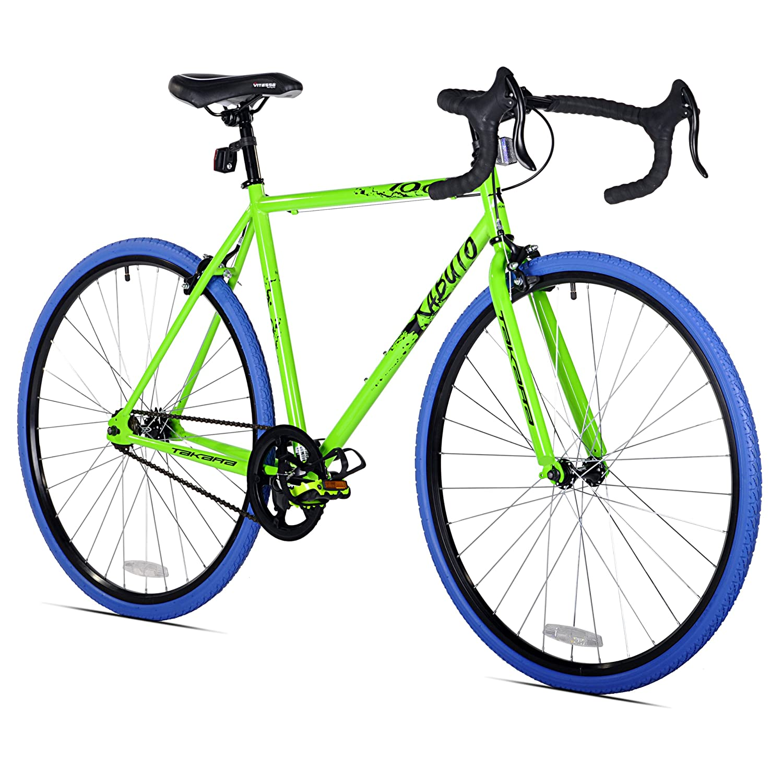 Amazon.com : Takara Kabuto Single Speed Road Bike : Fixed Gear Bicycles