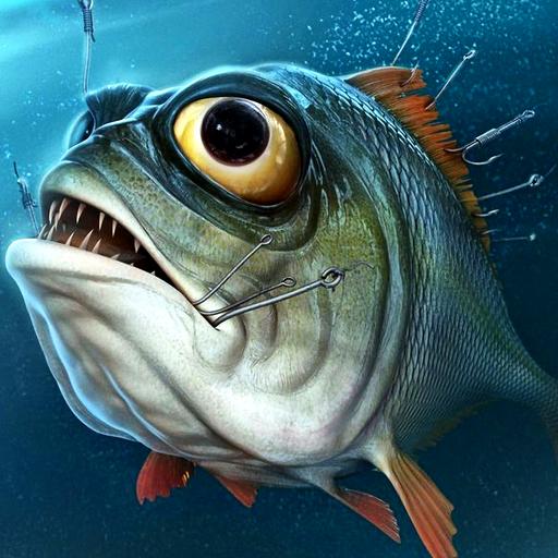 釣りマスター:無料ゲーム