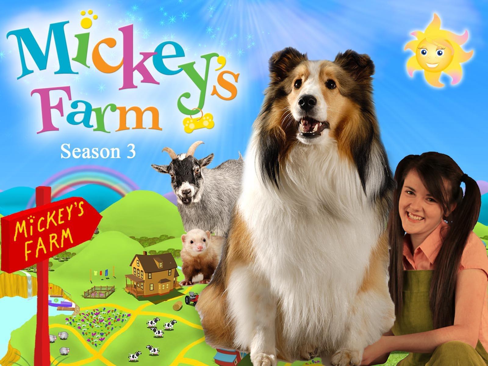 Mickey's Farm on Amazon Prime Video UK