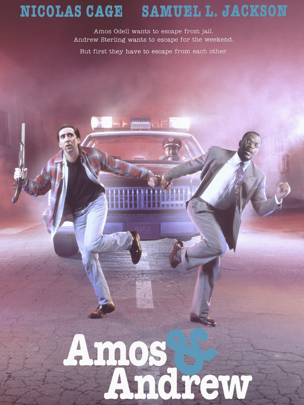 Amos & Andrew on Amazon Prime Instant Video UK