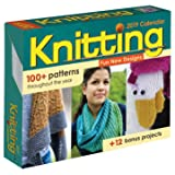 Knitting 2019 Day-to-Day Calendar