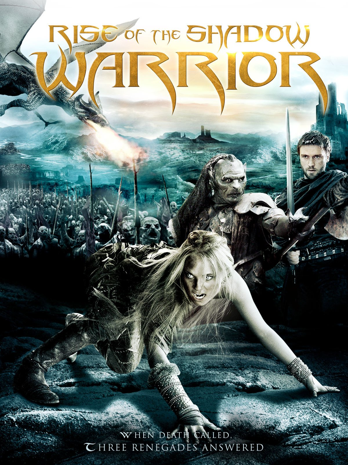 Rise of the Shadow Warrior on Amazon Prime Instant Video UK