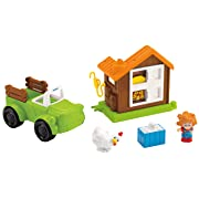 Fisher-Price Little People Farm Truck and Coop