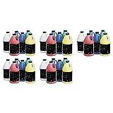 Chroma Acrylic Essential Set, 1/2 Gallon Jugs, Assorted Primary Colors, Set of 6 (F?v? ???k) (Tamaño: F?v? ???k)