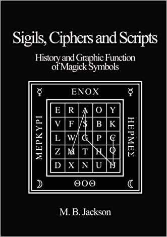 Sigils, Ciphers and Scripts written by Mark Jackson