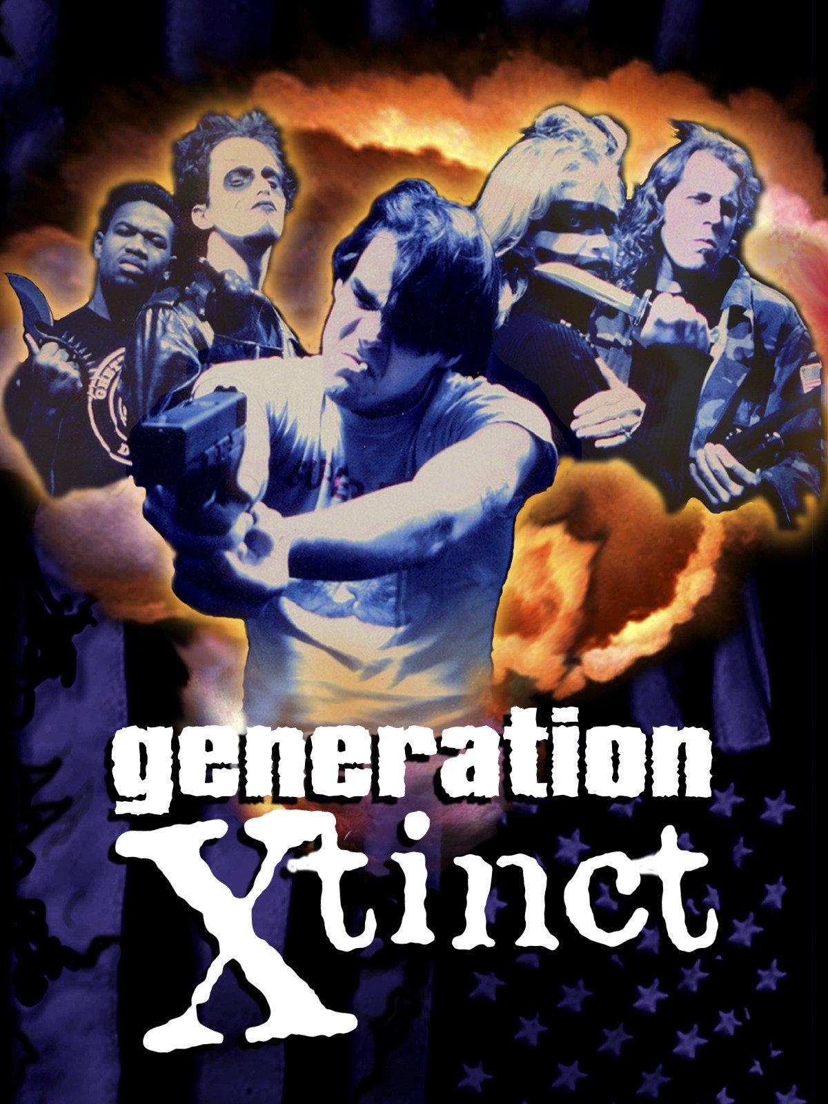 Generation Xtinct