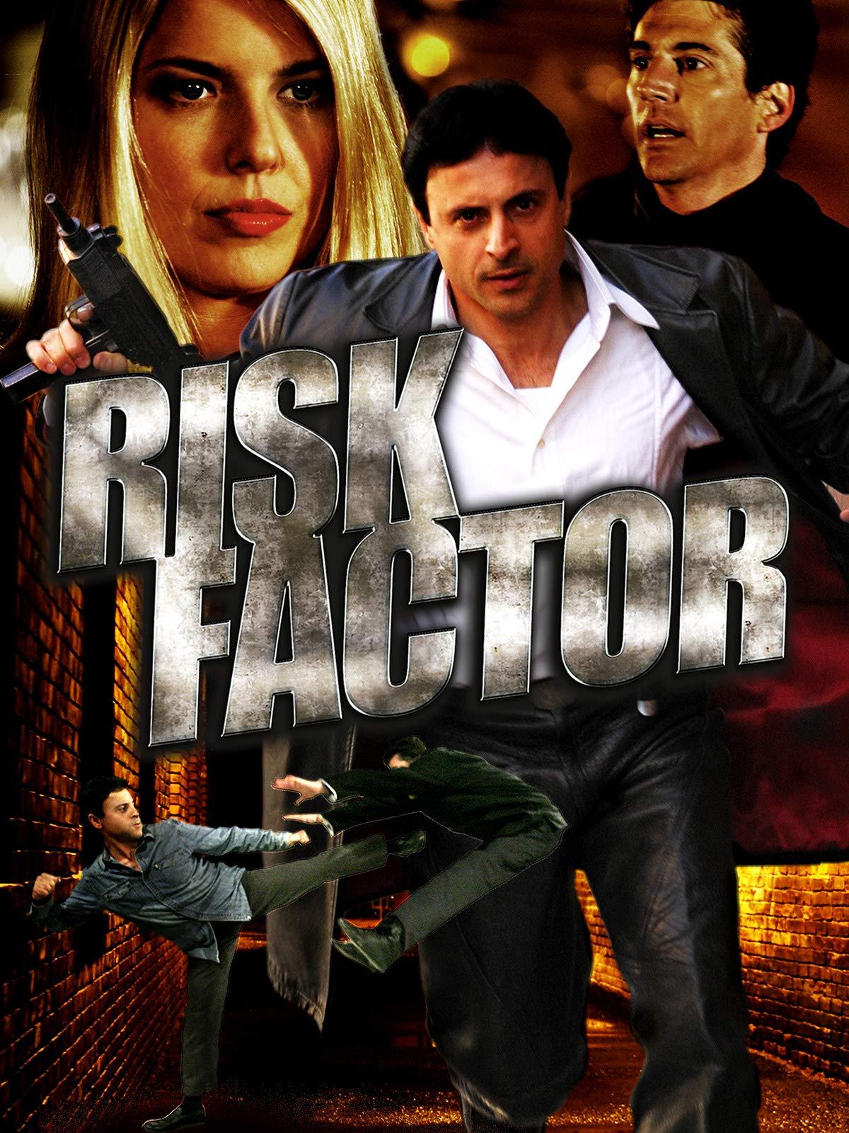 Risk Factor on Amazon Prime Video UK