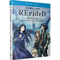 RErideD: Derrida, Who Leaps Through Time - The Complete Series [Blu-ray]
