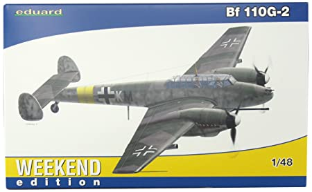 Maquette Bf 110G-2 Weekend