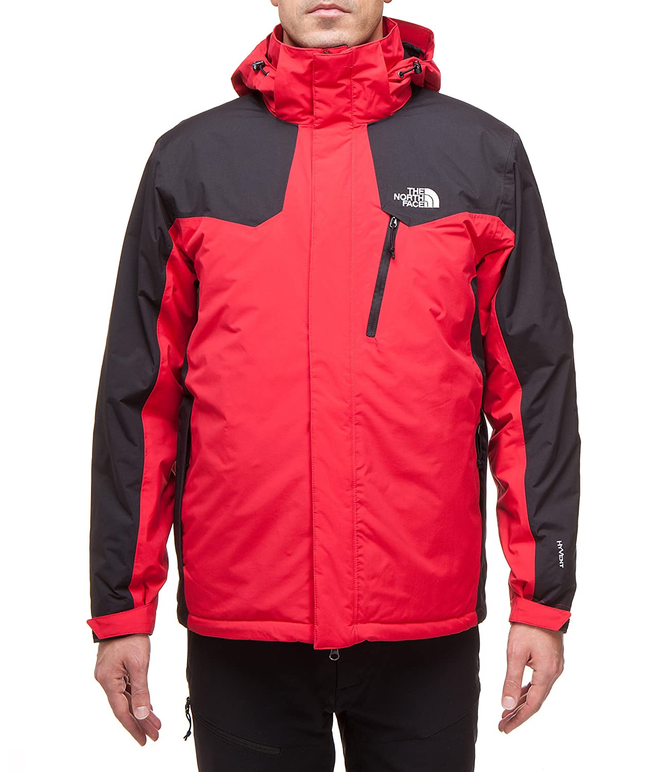 The North Face M Inlux Insulated Jacket Red / Black