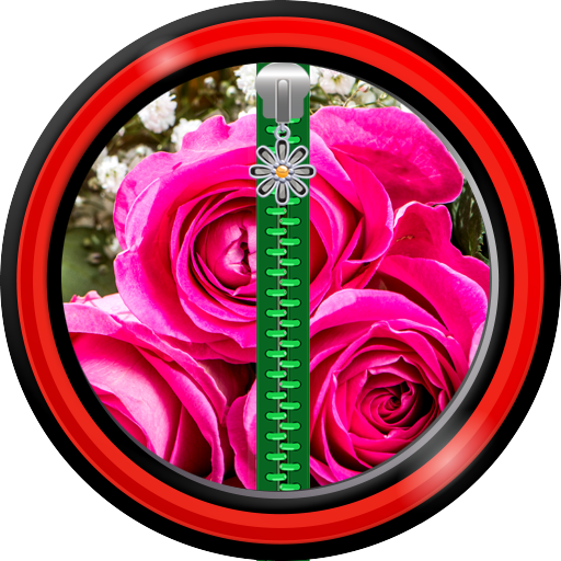 screen-locker-rose-fiori