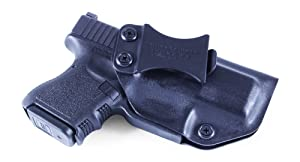 Concealment Express IWB KYDEX Holster: fits Glock 26/27/33