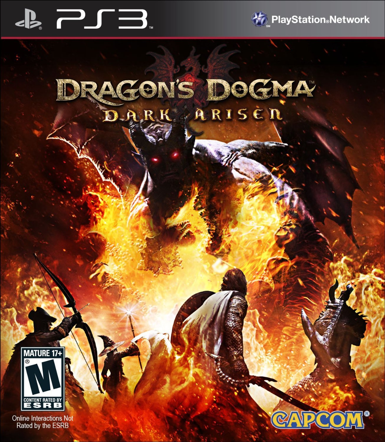 Dragons Dogma Dark Arisen 2016 2016 81HrLdJMl+L._SL150