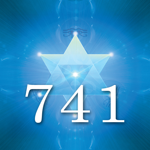 741Hz Solfeggio by Glenn Harrold