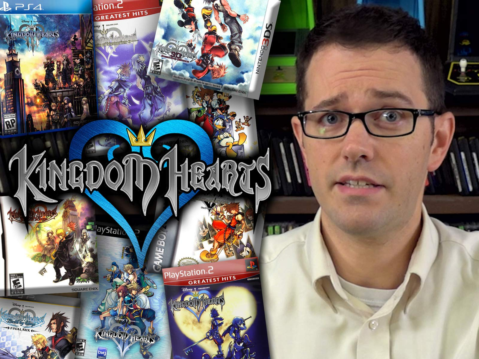 Clip: Angry Video Game Nerd - Season 13