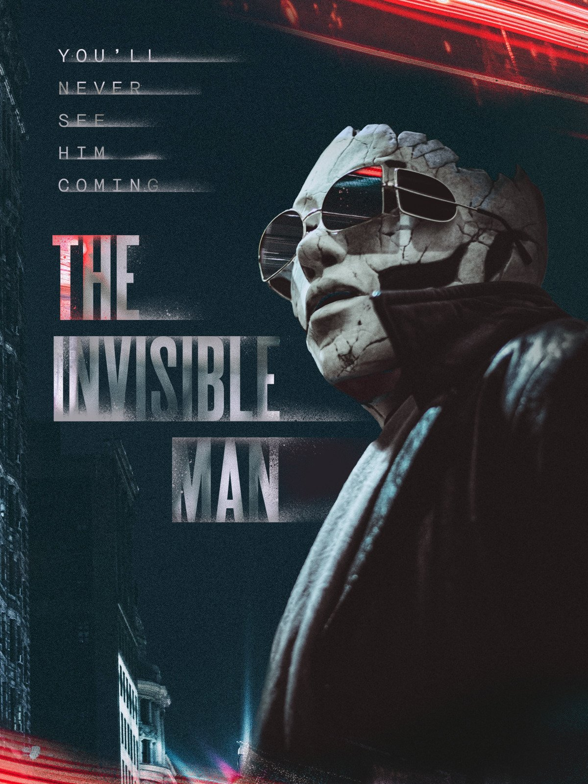 The Invisible Man on Amazon Prime Video UK