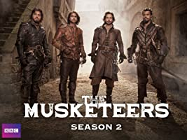 The Musketeers, Season 2