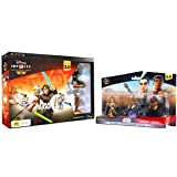 Disney Infinity 3.0 - Star Wars Starter Pack + Force Awakens Playset (Playstation 3)
