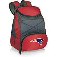 Picnic Time New England Patriots PTX Backpack Cooler (Red)