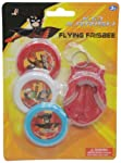 Impulse Kid Krrish Flying Frisbee, Red/White/Blue