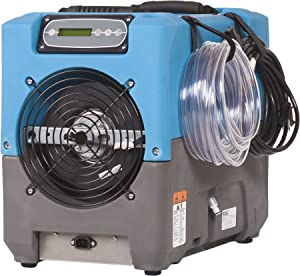 Dehumidifier for Crawl Spaces