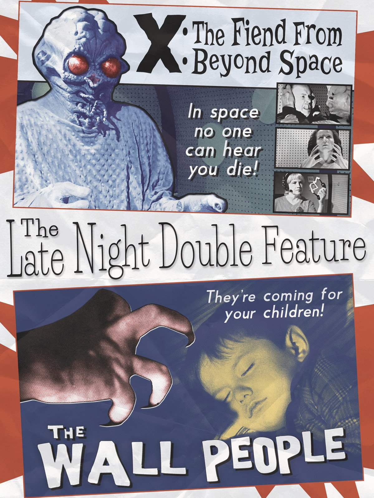 The Late Night Double Feature on Amazon Prime Instant Video UK