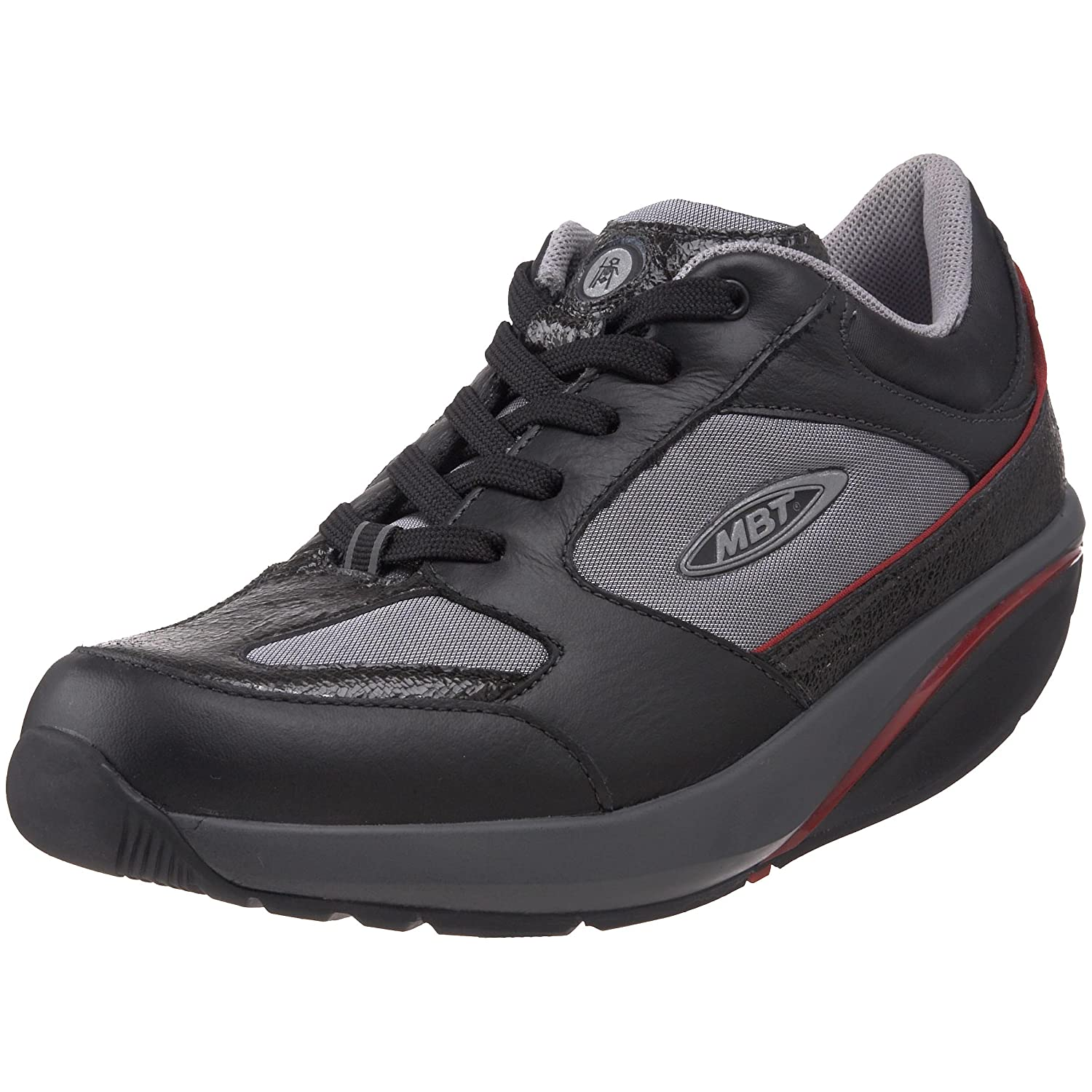 MBT Women's Moja Black Silver Lux Shoe at Sears.com