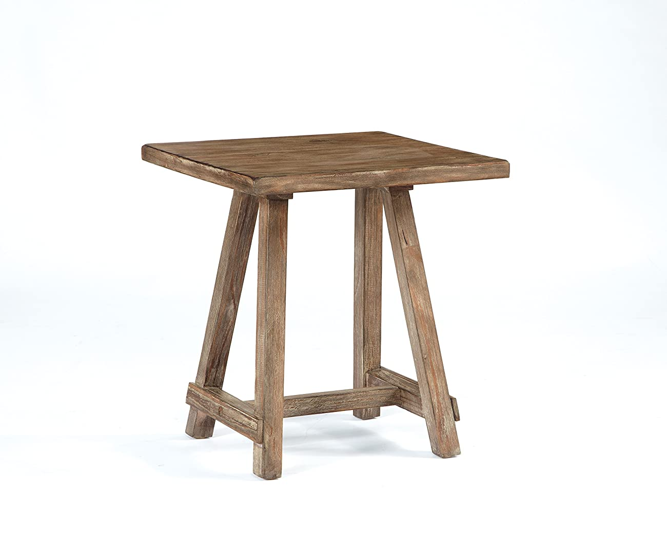 Signature Design by Ashley T500-502 Rustic Accent Side End Table 0