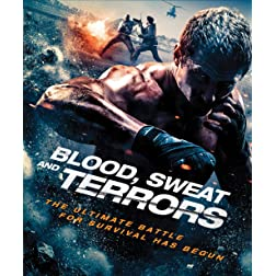 Blood, Sweat and Terrors [Blu-ray]