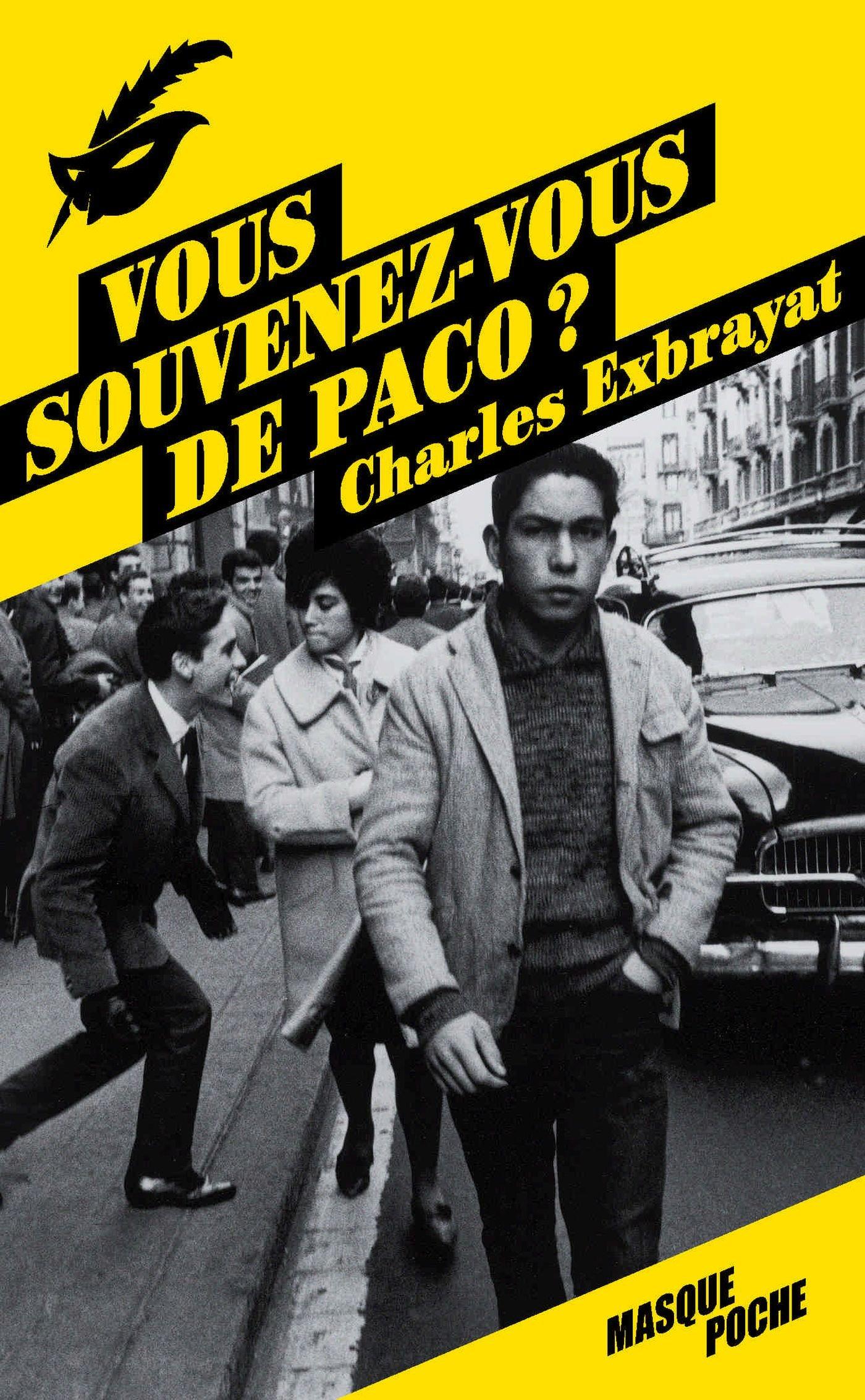 Vous souvenez-vous de Paco ? - Charles Exbrayat