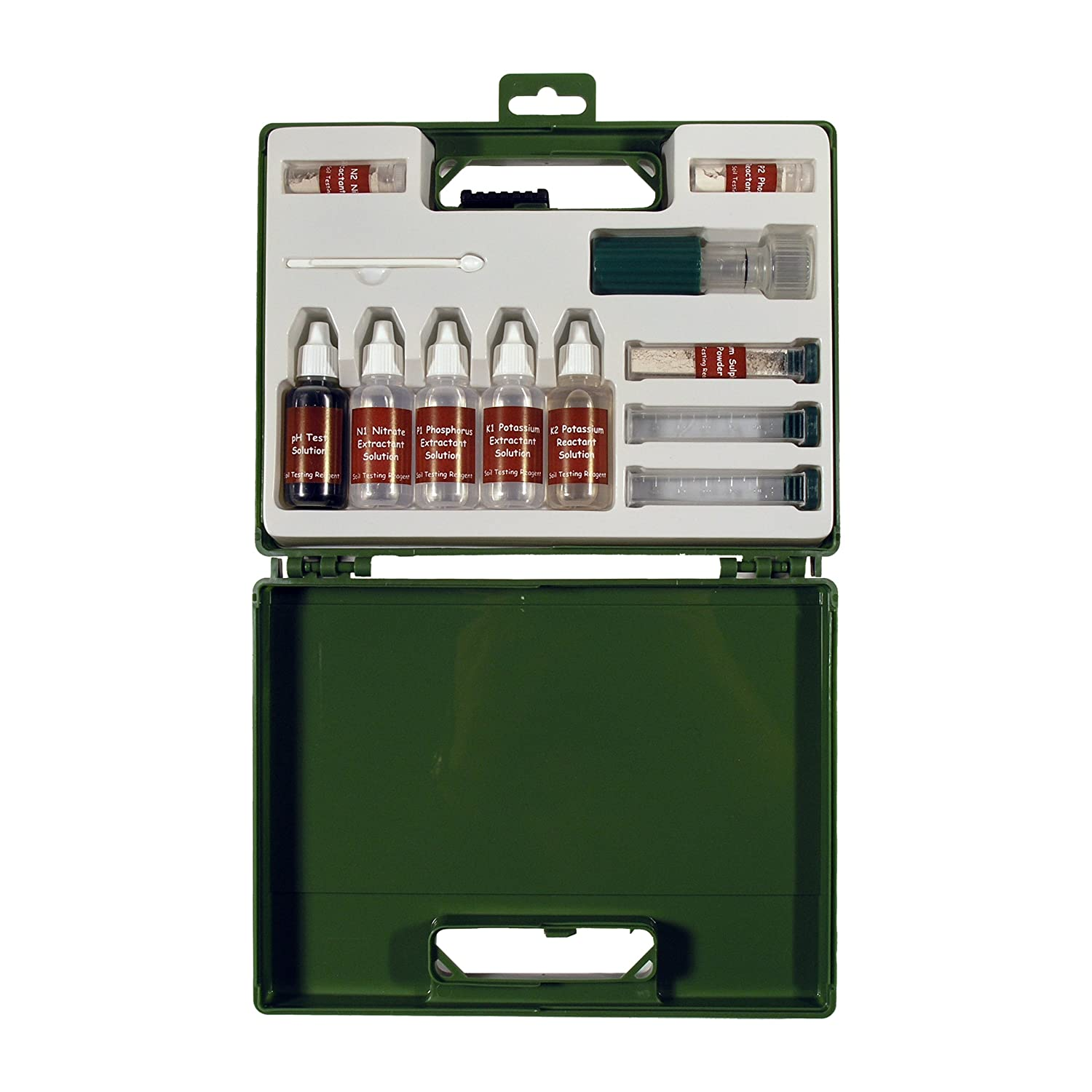 Luster leaf 1662 professional soil test kit with 40 tests for Soil test kit