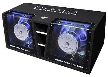 Hifonics MXZ 12 DUAL Enceinte double bande passante RMS 2000W
