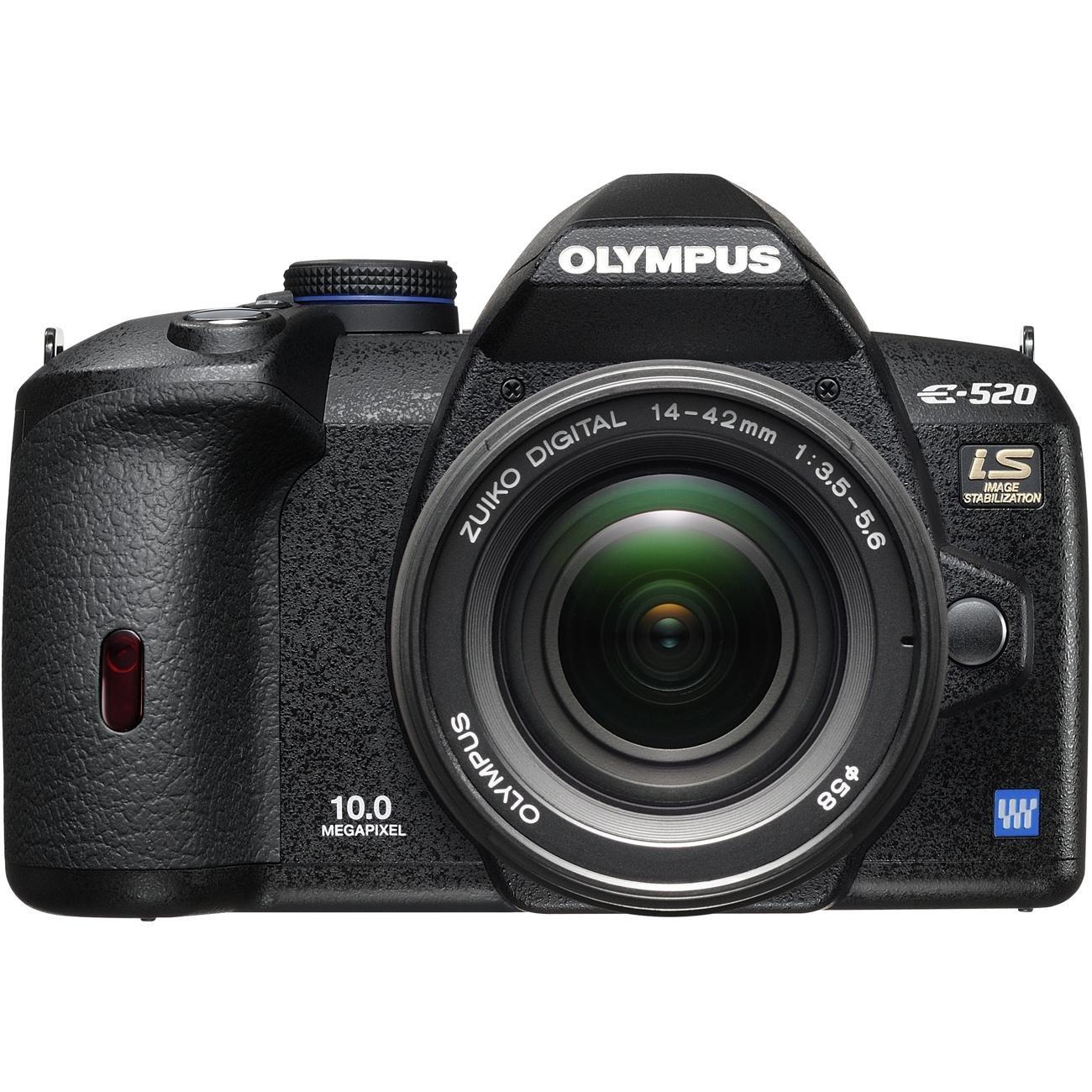 Olympus Evolt E520