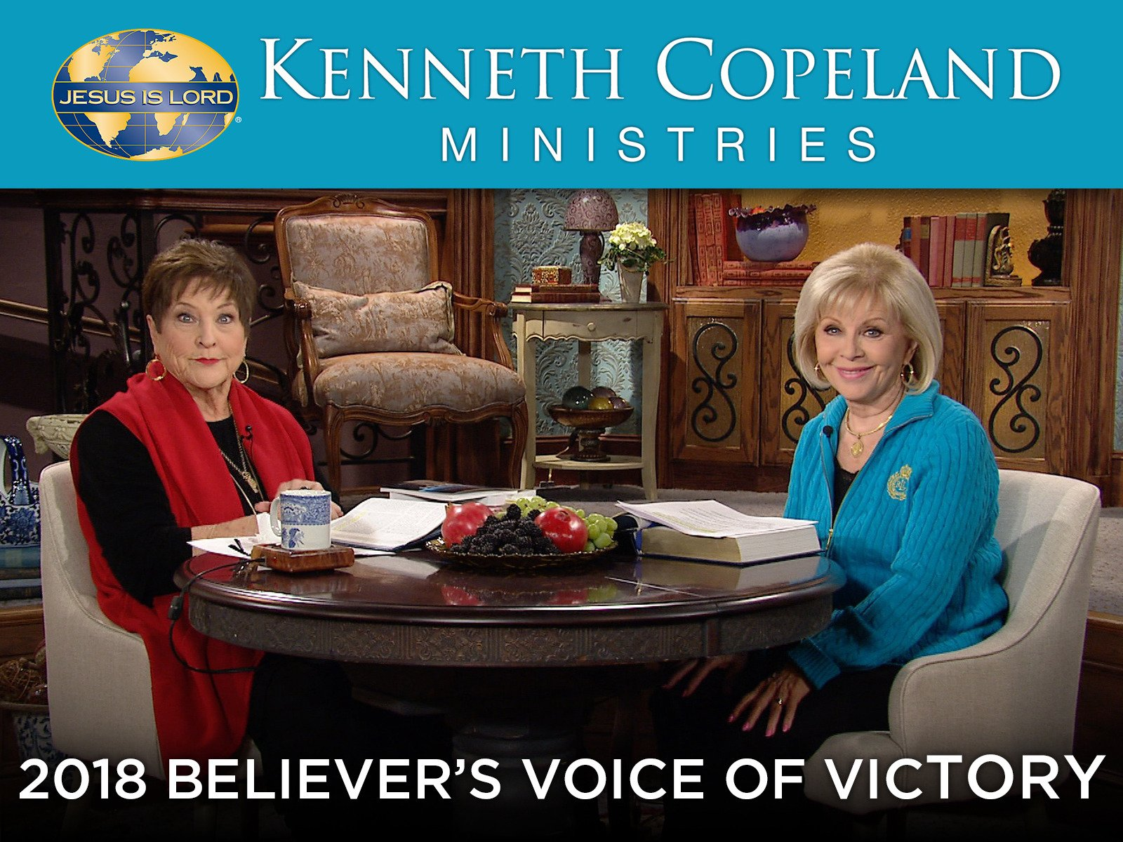 Kenneth Copeland 2018 - Season 3