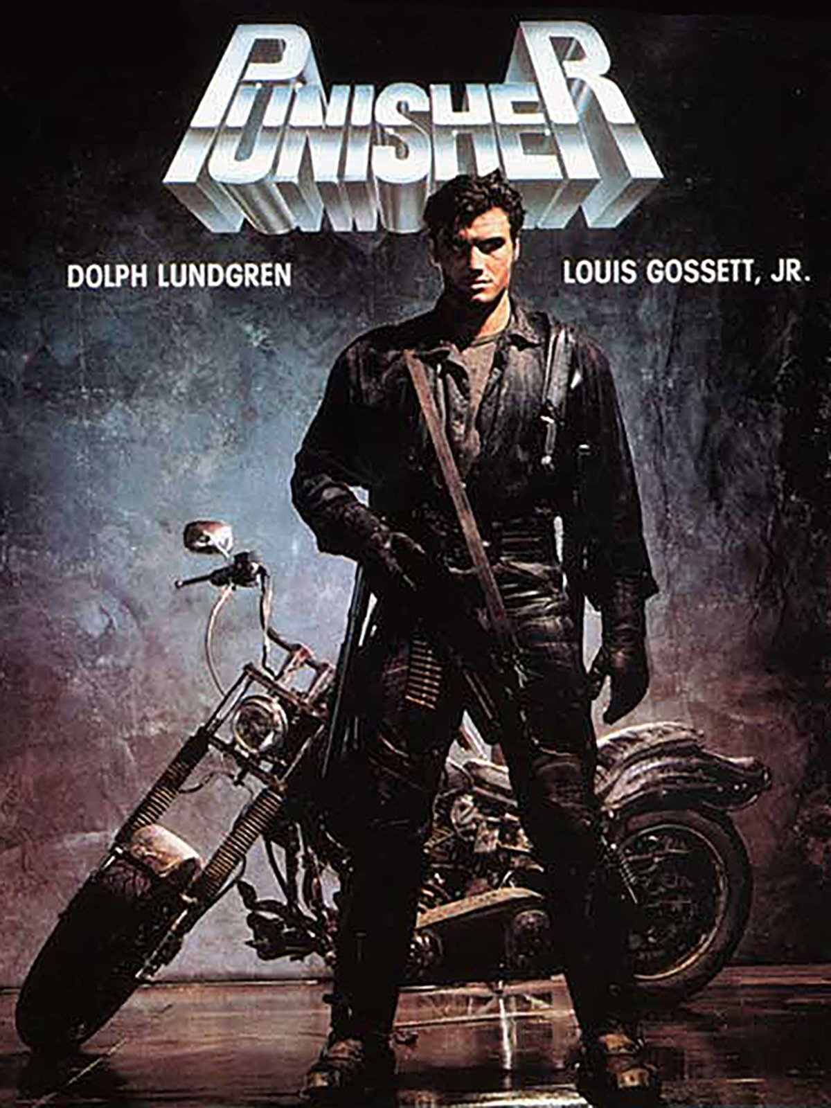 Punisher on Amazon Prime Instant Video UK