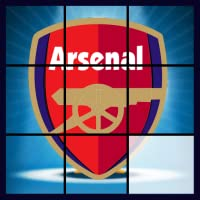 Arsenal Slide Puzzle Game