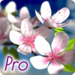Spring Flowers en 3D Parallax HD Pro