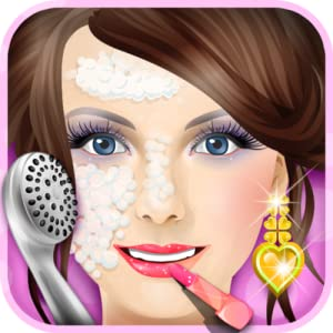 fashion makeup salon girls games app shop