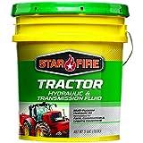 Star Fire Premium Lubricants Universal Tractor Hydraulic & Transmission Fluid, 5 gallon, Pail