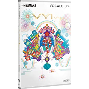 YAMAHA VOCALOID4 Library VY1V4