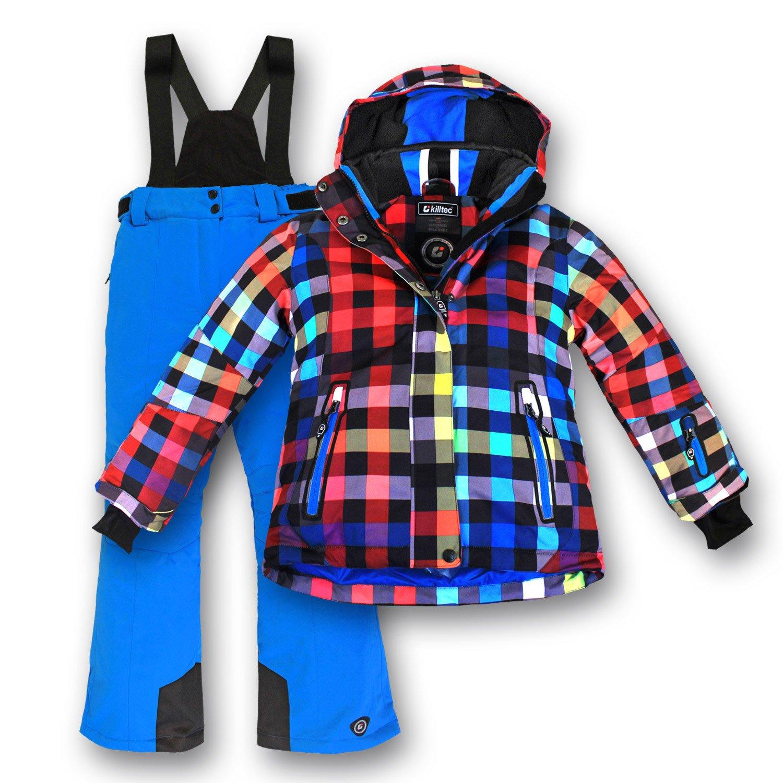 """Kinderskianzug Skijacke Skihose """"Tolina Jr."""" für Mädchen & Jungen zur Größenwahl kaufen"""