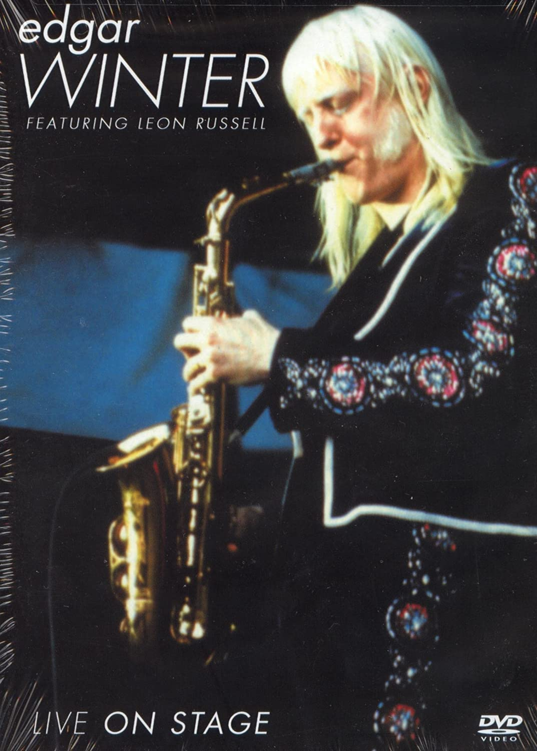 Live Featuring Leon Russell