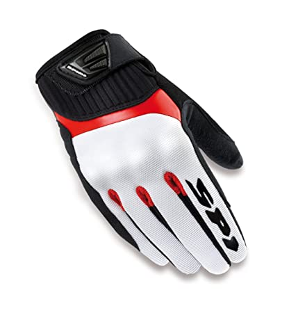 Spidi b 49-021 g-flash gants moto femme rouge