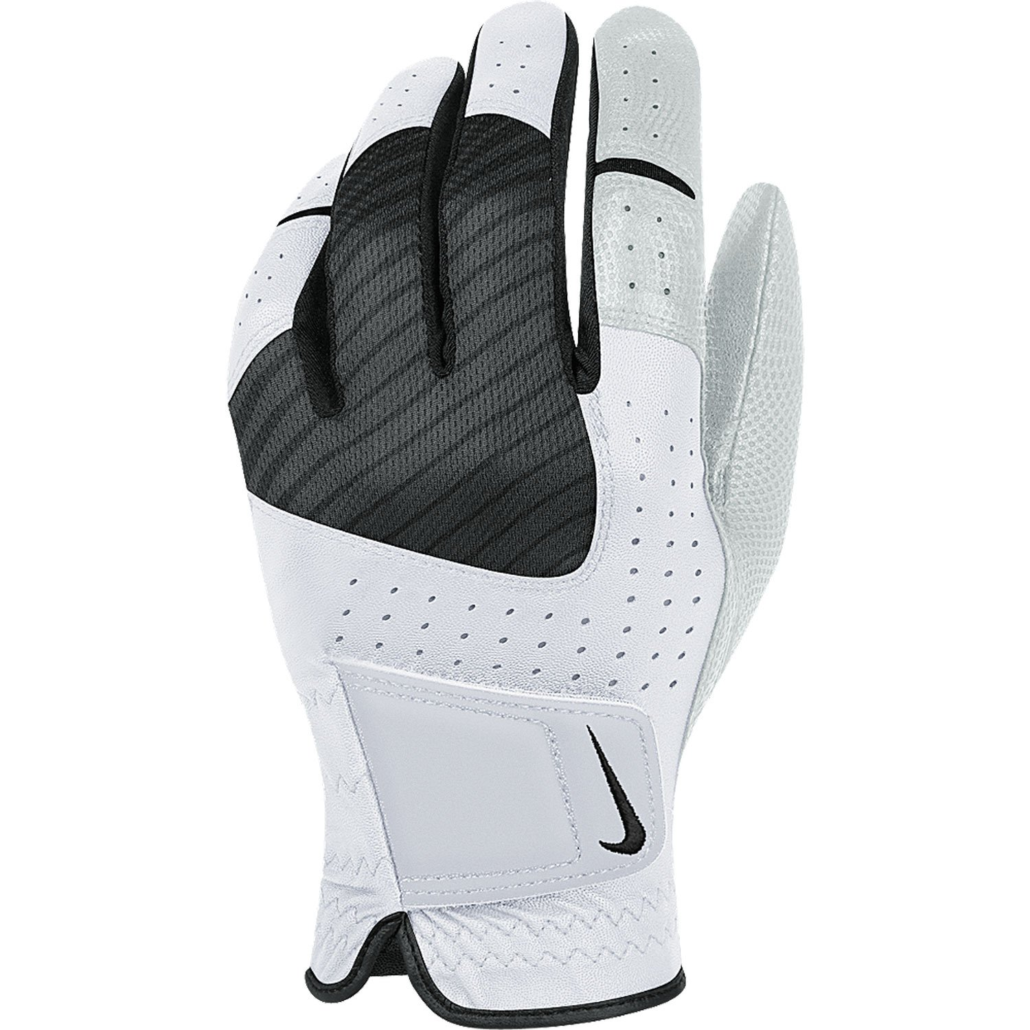 Nike Golf Tech Xtreme V Regular Glove (Right), White/Black/Cool Grey