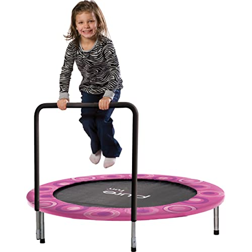 Pure Fun 48-Inch Kids Super Jumper Trampoline