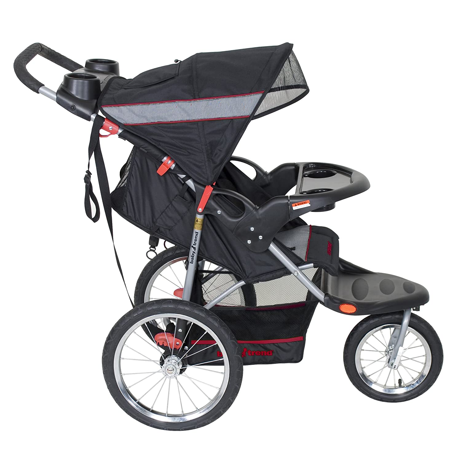 Amazon.com : Baby Trend Expedition LX Travel System, Millennium : Infant Car Seat Stroller Travel Systems