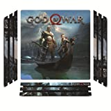 God of War GOW 2018 Game Skin for Sony Playstation 4 Pro - PS4 Pro Console - 100% Satisfaction Guarantee!