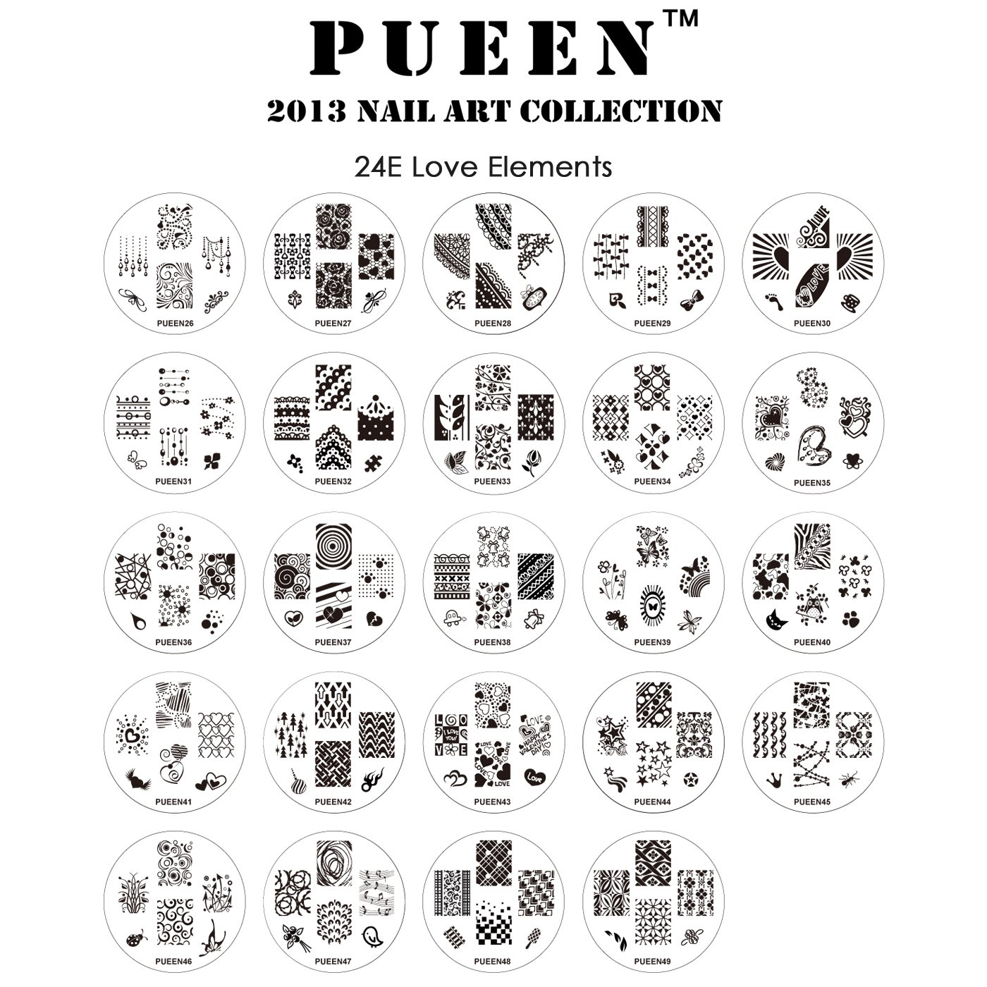 Pueen Love Elements Review