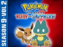 Pok�mon the Series: Ruby and Sapphire Season 9 Vol. 2