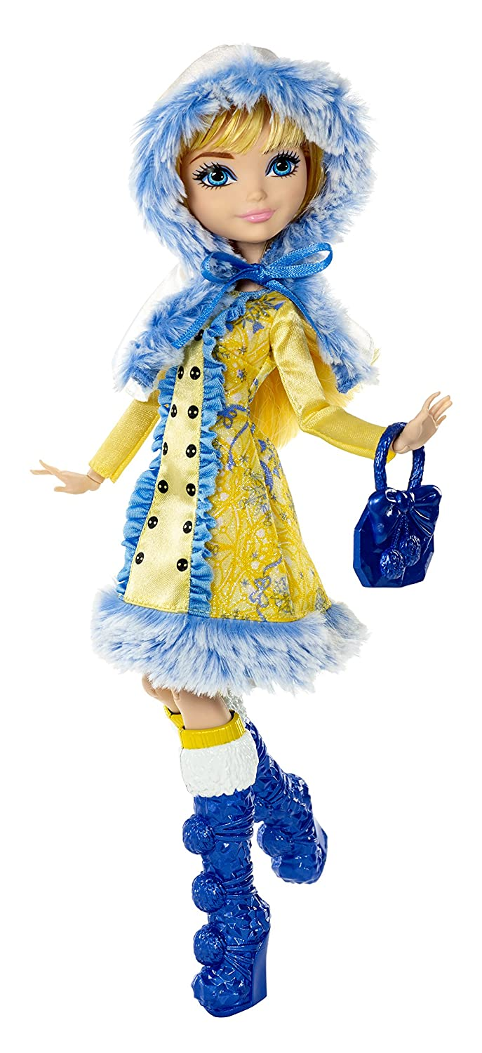 Ever After High Epic Winter Blondie Lockes Doll
